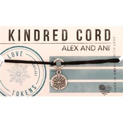 Snowflake Kindred Cord Bracelet