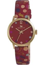 Radley Gold & Red Spot Watch