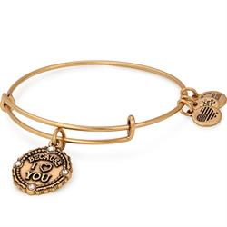 I Love You Bangle Rafaelian Gold