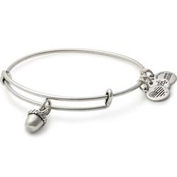 Unexpected Blessing Bangle Rafaelian Silver