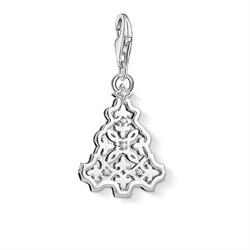 Outlet Thomas Sabo Christmas Tree Silver Charm