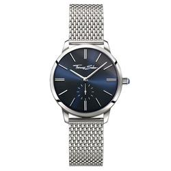 Glam Spirit Blue Watch Stainless Steel