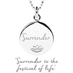 Persia Lawson Surrender Necklace in Silver