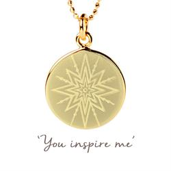 You Inspire Gold Disc