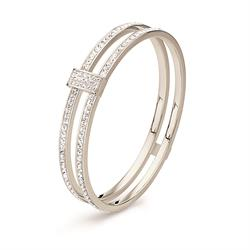 Folli Follie Match Dazzle Crystal Bangle