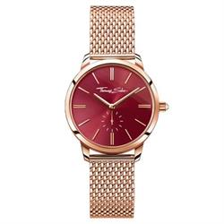 Women's Red Rose Glam Spirit Watch