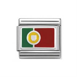 nomination silver portugal flag