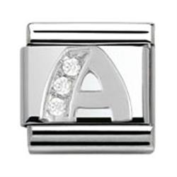 SilverShine Letter A