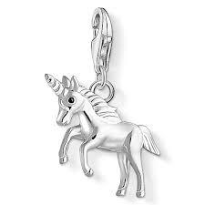 Silver Unicorn Charm by Thomas Sabo
