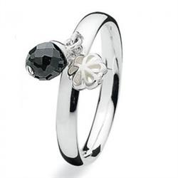 Twilight Onyx Ring XS