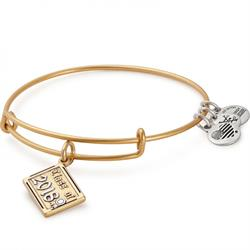 Buy Alex and Ani Class of 2018 Bangle in Rafaelian Gold