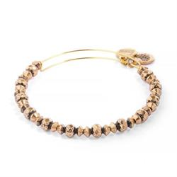 Canyon Beaded Bangle Rafaelian Gold