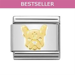 French Bulldog Charm by Nomination