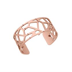 Medium Rose Gold Girafe Cuff
