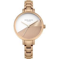 Daisy Dixon Rose Gold Ava Watch