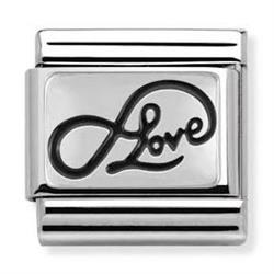 Endless Love Charm
