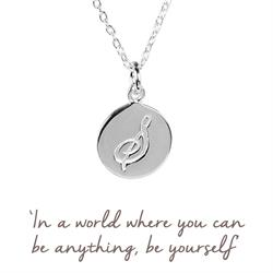Buy S Mantra Initial Necklace