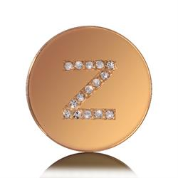Nikki Lissoni Letter Z Gold Coin Outlet
