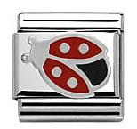 Buy Nomination Ladybird Charm