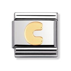 Buy Nomination Gold Letter C