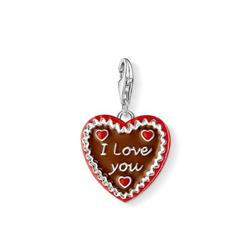Outlet Thomas Sabo I Love You Gingerbread Heart