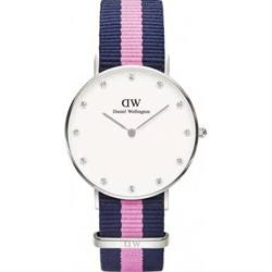 Ladies Classy Winchester Watch in Silver