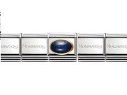 Buy Nomination Sapphire Charm Bracelet - September Birthstone