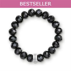 Buy Thomas Sabo Black Obsidian Medium Bracelet