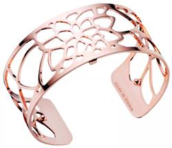 Medium Rose Gold Nenuphar Cuff