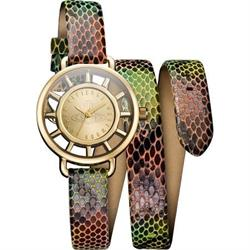 Tate Multicoloured Wrap Watch