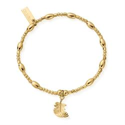Buy ChloBo Gold Blessed Be Bracelet