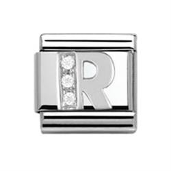 SilverShine Letter 'R'