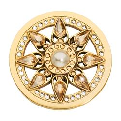 Gold Everlasting Star Coin 33mm