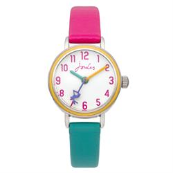 Mint and Pink Kids Watch