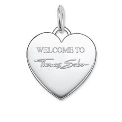 Welcome To Thomas Sabo Heart - Special Additions Pendant
