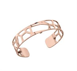 Rose Gold Giraffe Slim Cuff