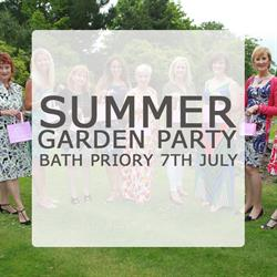 Bath Summer Garden Party 2016