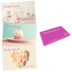 Buy Fabulous £15 Gift Card