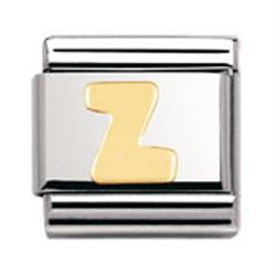 Buy Nomination Gold Letter Z