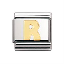 Buy Nomination Gold Letter R