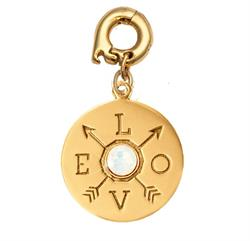 Sale Nikki Lissoni Show Me The Love Gold Charm