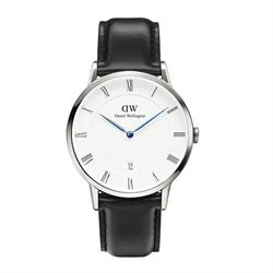 Daniel Wellington Dapper Sheffield Silver Gents Watch