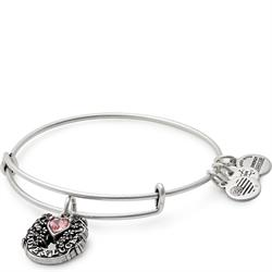 Fortune's Favor Bangle in Rafaelian Silver
