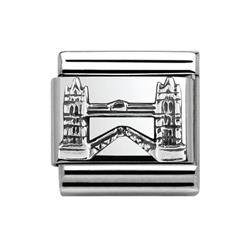 Tower Bridge Monument Charm