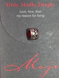 Buy Scarlett Jewellery Truly Madly Deeply 9ct Mojo Bead