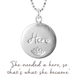 Buy Mantra Julie Montagu Hero Necklace in Silver