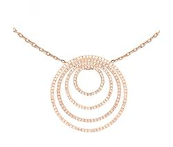 Tresor Paris Sale Magnetisme Ensemble Rose Interchangeable Necklace