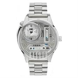 Storm Hydroxis Silver Watch