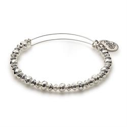 Canyon Shiny Silver Bangle