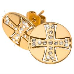 Celtic Cross Gold Coins